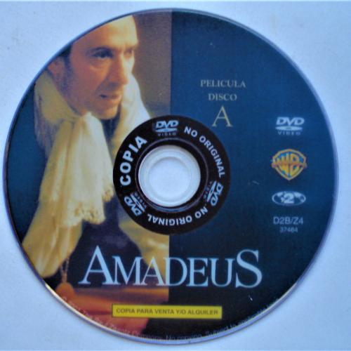 AMADEUS CD DVD COPIA USADO
